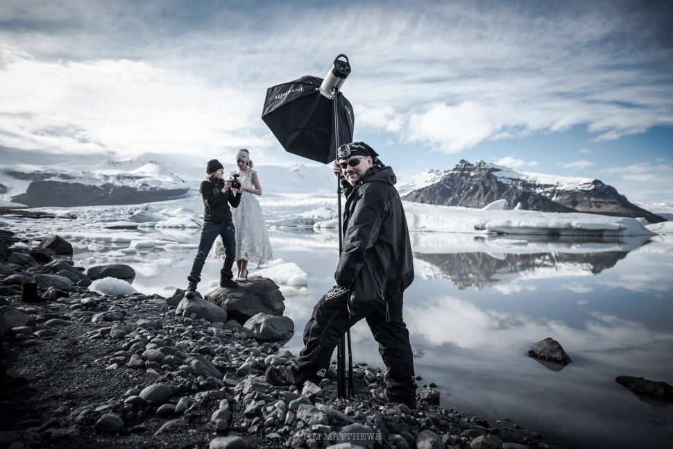 Miss Aniela Iceland Shoot Experience