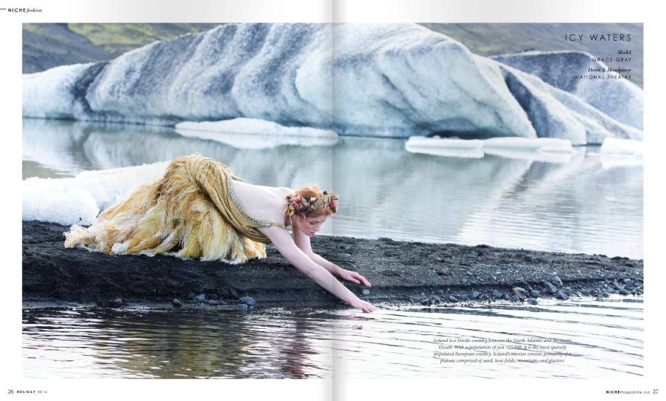 Debbie Steeper_ Miss Aniela Fashion Shoot Experience Iceland 4