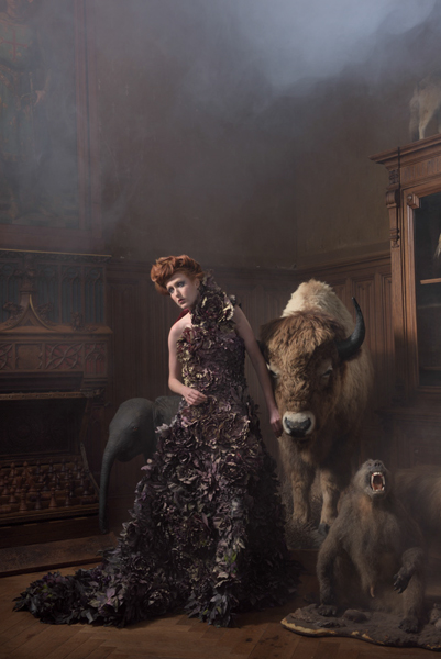 Miss Aniela French Fairytale Fashion Shoot Experience