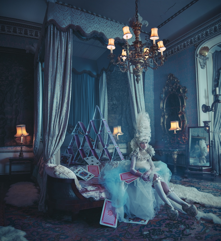 POKERFACE Miss Aniela surreal fashion
