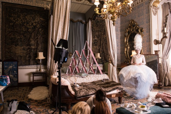 BELVOIR CASTLE BEHIND THE SCENES