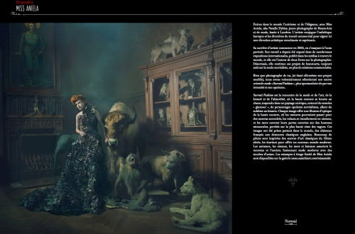 NORMAL MAGAZINE_MISS ANIELA_ SPREAD 2