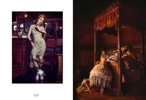 NORMAL MAGAZINE_MISS ANIELA_ SPREAD 3