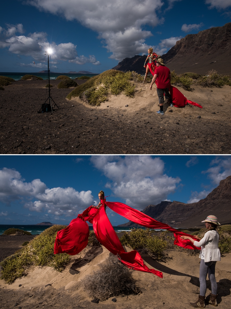 BTS MISS ANIELA DUNE ROSE-MACHINA SILKS - 1400PX