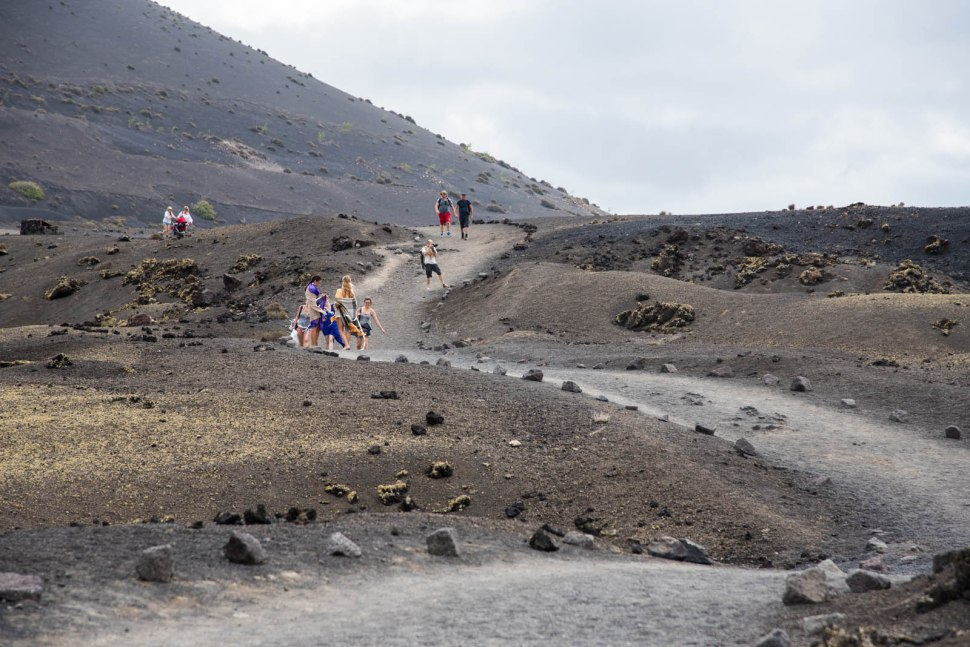 Behind the scenes on Lanzarote Fashion Shoot Experience Miss Aniela