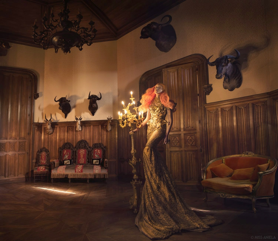 Dawn Treader Miss Aniela