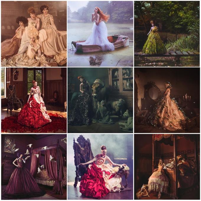miss aniela montage fairytale