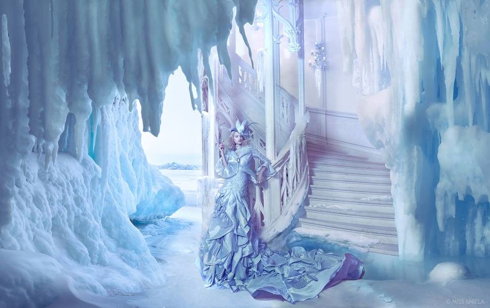 Thawed Fortress Miss Aniela Surreal Fashion