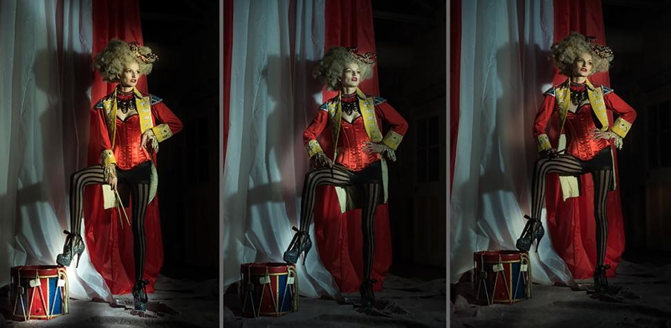 miss aniela circus bts
